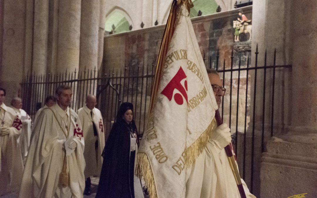 Celebración de la Patrona de la Orden en la Catedral de Tarragona