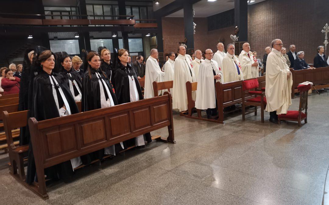 Celebración de Nuestra Señora de Palestina por la Sección de Valencia