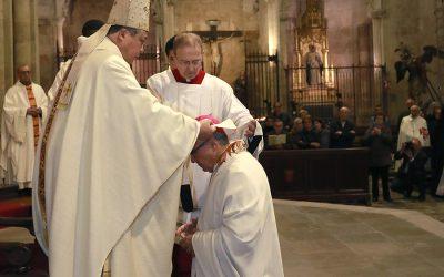 Imposición del Palio al Arzobispo de Tarragona