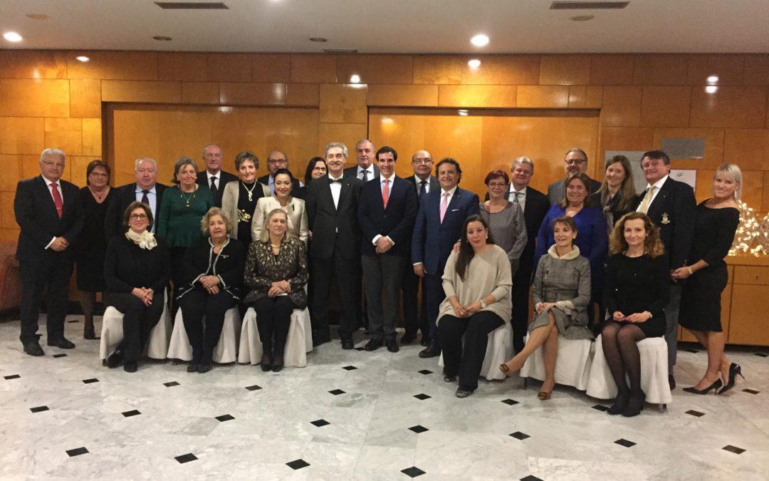 Cena de Año Nuevo de la Delegación de Tarragona