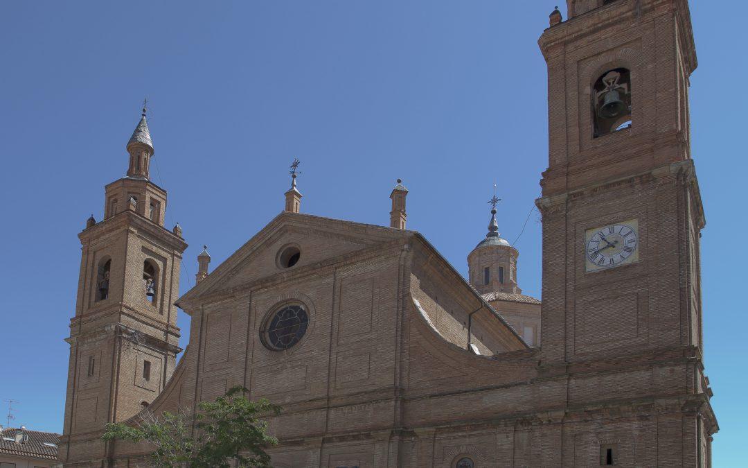 Participación de la Sección de Aragón en la Misa Dedicación de la Real Colegiata