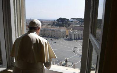25 de marzo: rezo del Padre Nuestro mundial