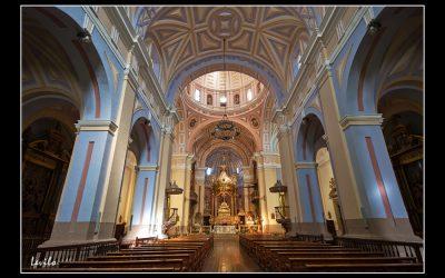 Horarios Semana Santa Colegiata de Calatayud