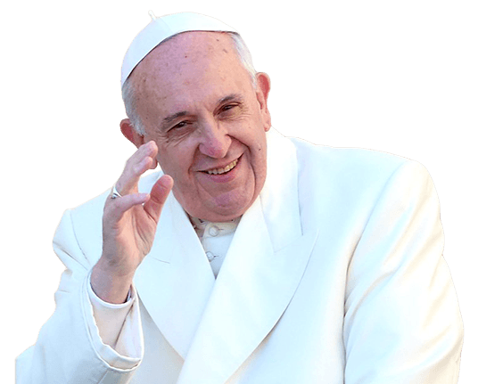 Mensaje del Papa para la Semana Santa
