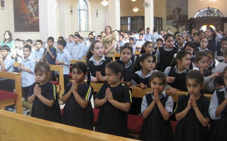 El COVID-19 amenaza la supervivencia de 38 colegios católicos en Tierra Santa