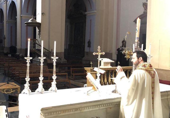 Mi sacerdocio durante el confinamiento