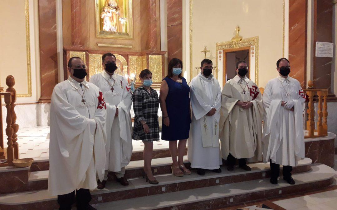 Celebración eucarística en honor de Santa Elena