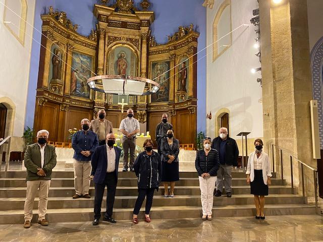 Misa mensual de la Delegación de Tarragona