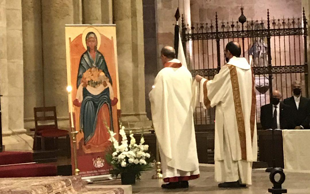 La delegación de Tarragona celebra la festividad de Nuestra Señora Reina de Palestina