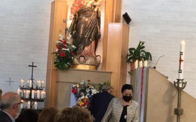 Festividad de la Mare de Déu del Roser en Reus