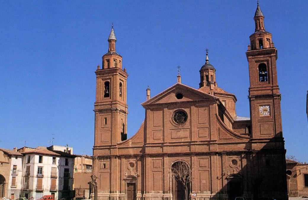 Elevación de la Colegiata de Calatayud a Basílica Menor