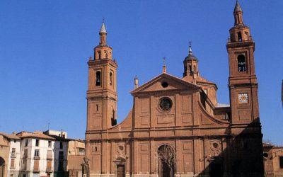 Conferencia sobre la elevación a Basílica de la Real Colegiata del Santo Sepulcro de Calatayud