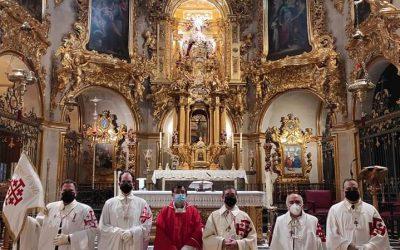 Celebración Virgen de Palestina. Delegación Orihuela-Alicante