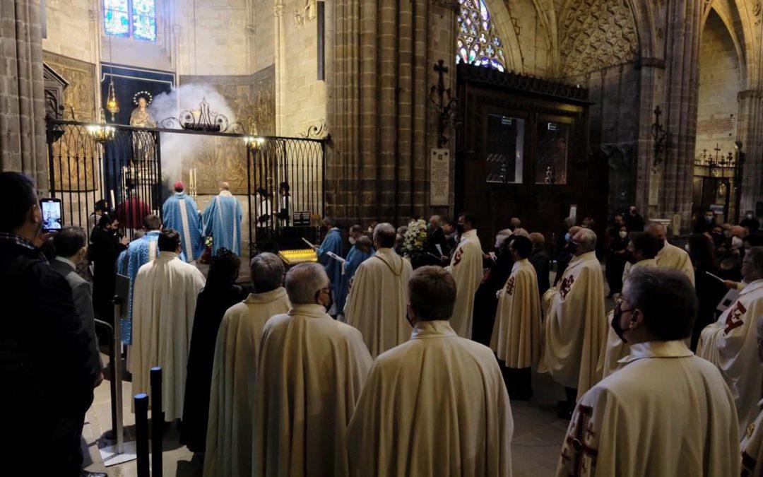 Solemnidad de la Inmaculada Concepción de la Virgen en Barcelona