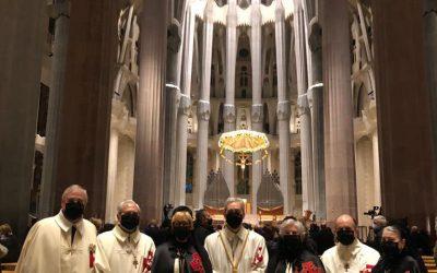 Asistencia a la ordenación episcopal de Mn. Javier Vilanova Pellisa