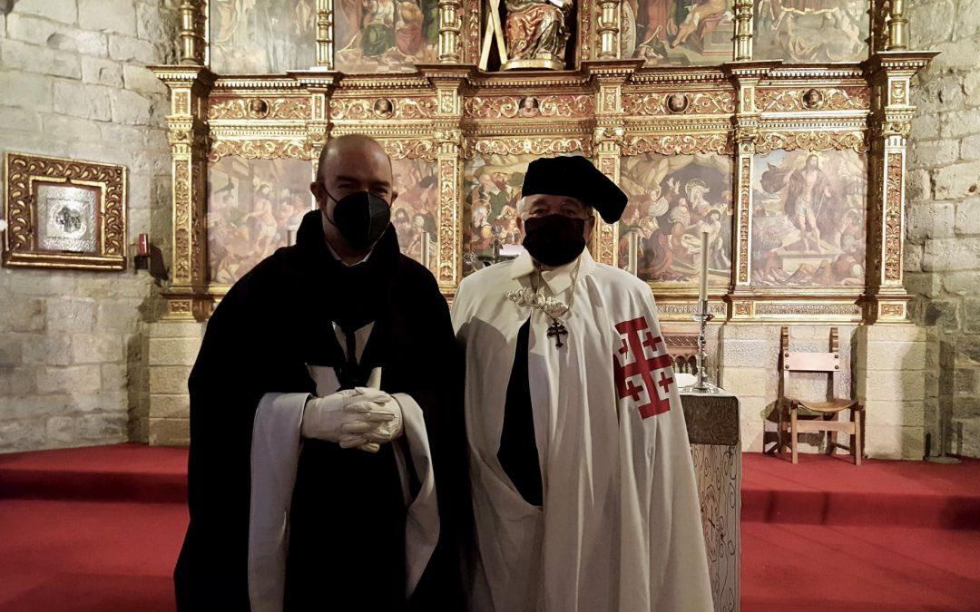Representación de la OESSJ en el Capítulo de la Orden de Malta en Navarra