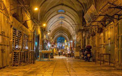 Viacrucis Penitencial por la Vía Dolorosa de Jerusalén