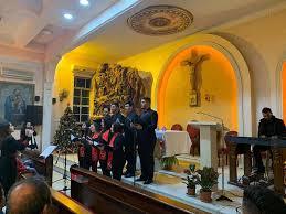 Jordania: Patriarcado Latino, primera misa en la nueva iglesia de San Pablo Apóstol en Jubeiha