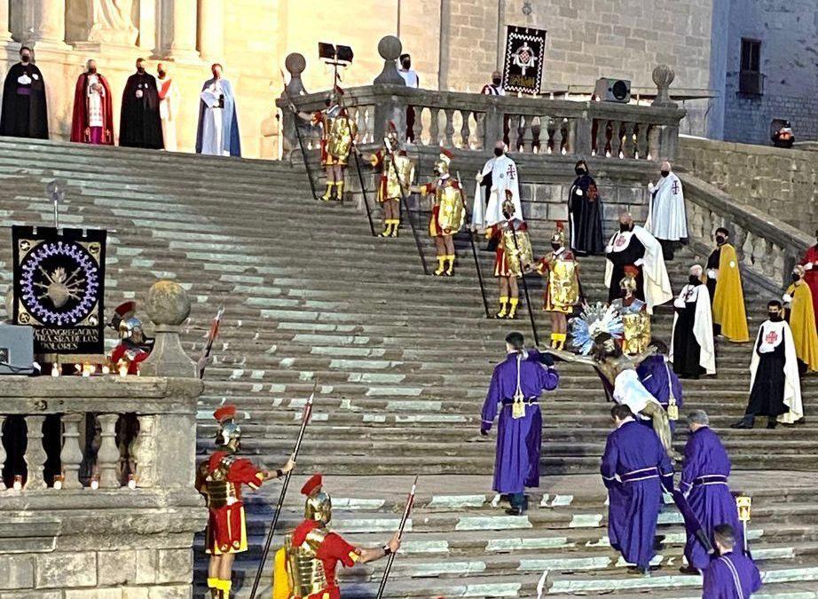 Semana Santa en Girona 2021