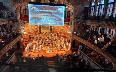 Asistencia concierto institucional
