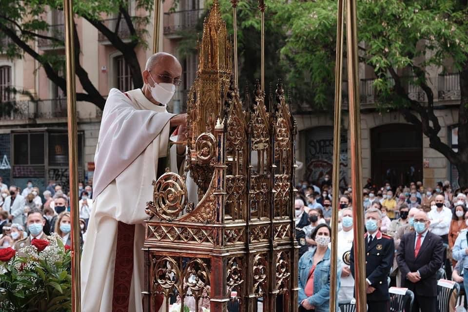 Corpus Christi en la Lugartenencia