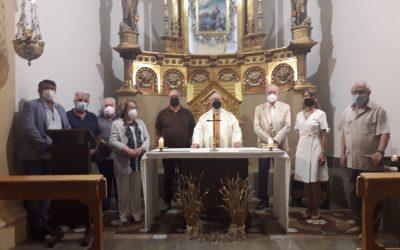 Misa de la Delegación de Tarragona del mes de julio