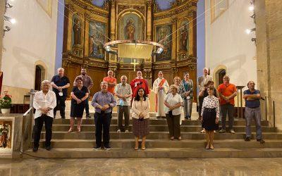 Misa de la Delegación de Tarragona del mes de junio